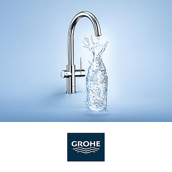 Wassersystem GROHE Blue